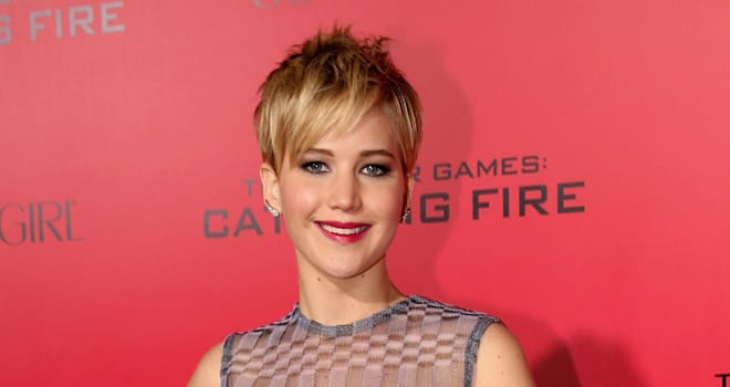 Jennifer Lawrence Moviefone Facts