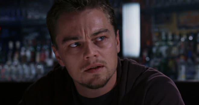 """Leonardo DiCaprio in """"The Departed"""" (2006)"""