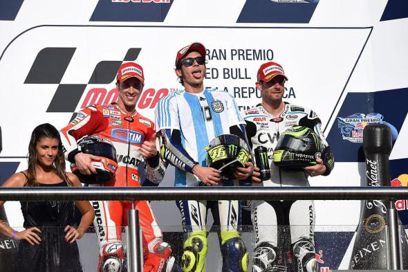MOTOGP ROUND ARGENTINA GP