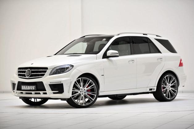 Brabus Mercedes-Benz ML