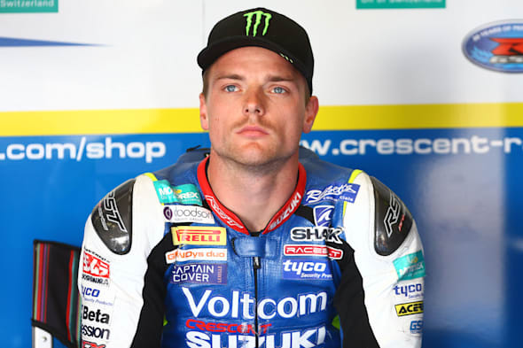 Alex Lowes, Jerez WSBK 2015