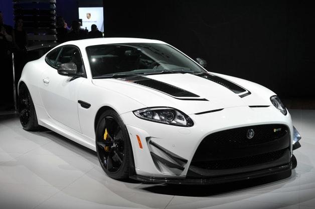 2014 Jaguar XKR S GT 01