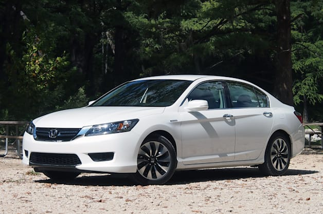 Honda Accord Hybrid sales capacity constrained