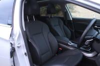 2014 Hyundai i40 Tourer front seats