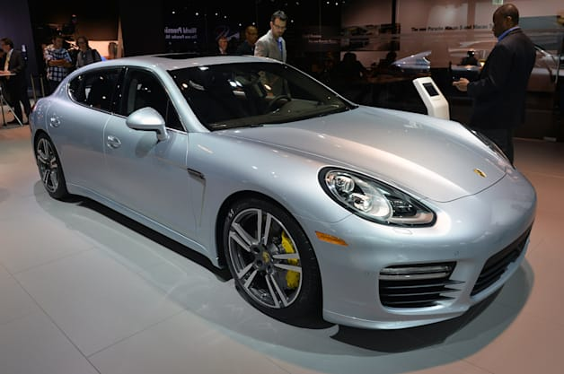 2014 Porsche Panamera Turbo S Is A 911 Turbo For The