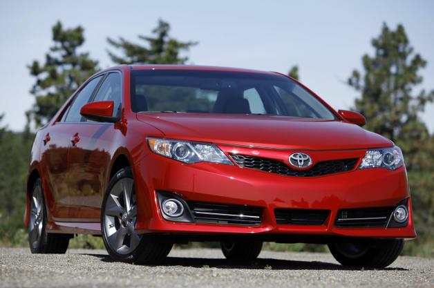 03 2012 Toyota Camry Se Fd