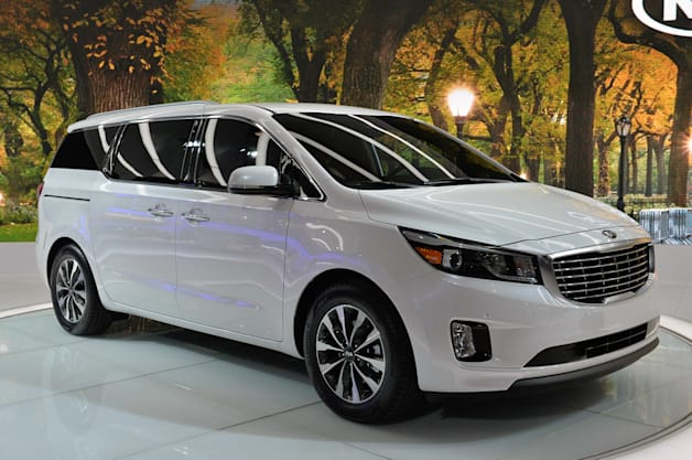2015 sedona shows kia hasn 39 t given up on minivans. Black Bedroom Furniture Sets. Home Design Ideas