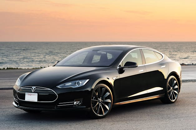 Tesla Model S could be vulnerable to hackers.