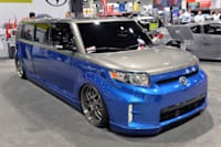 scion xb sema