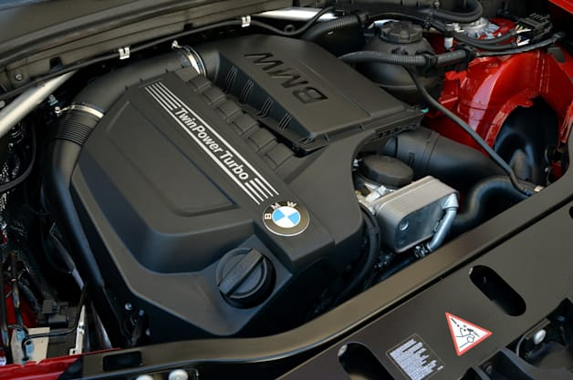 bmw x4 xdrive35i engine