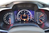 2014 Chevy C7 Corvette Stingray digital gauge cluster