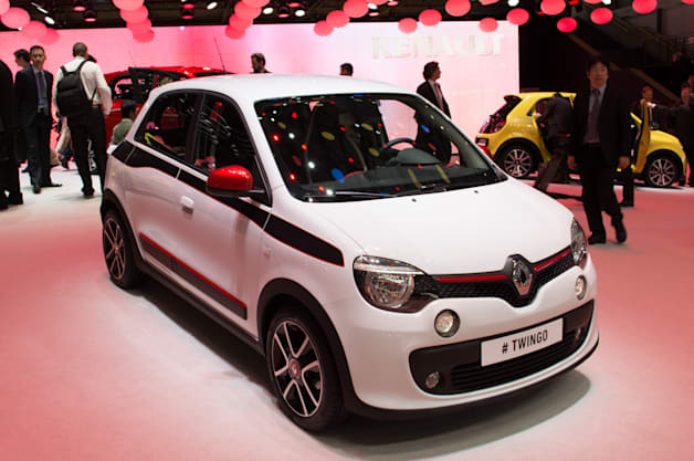 renault creating performance version of the twingo renault twingo forum. Black Bedroom Furniture Sets. Home Design Ideas