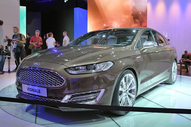 Ford Europe's marketing head speaks about the Ford Vignale brand.
