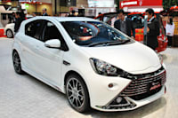 Toyota Aqua G's Concept