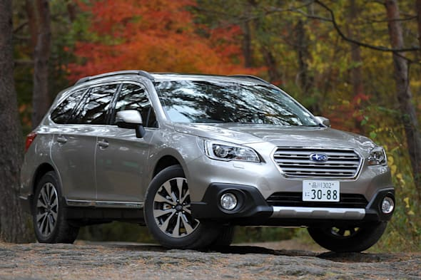 SUBARU Japan New Car Assessment Program