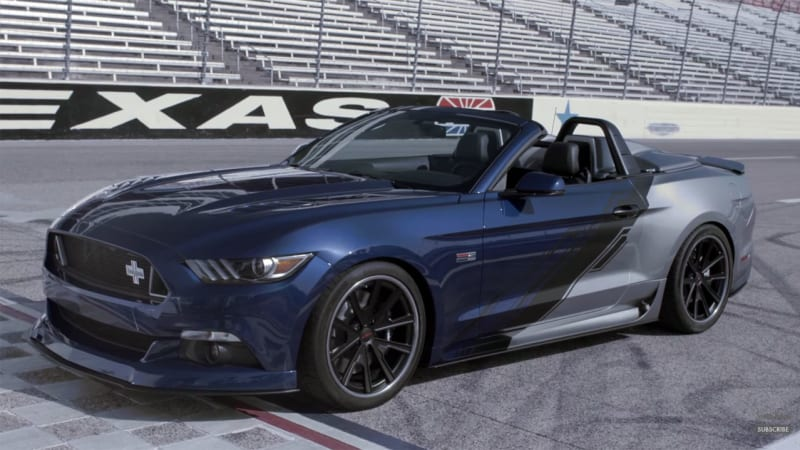 Neiman Marcus is not selling a 700-hp Mustang with AWD