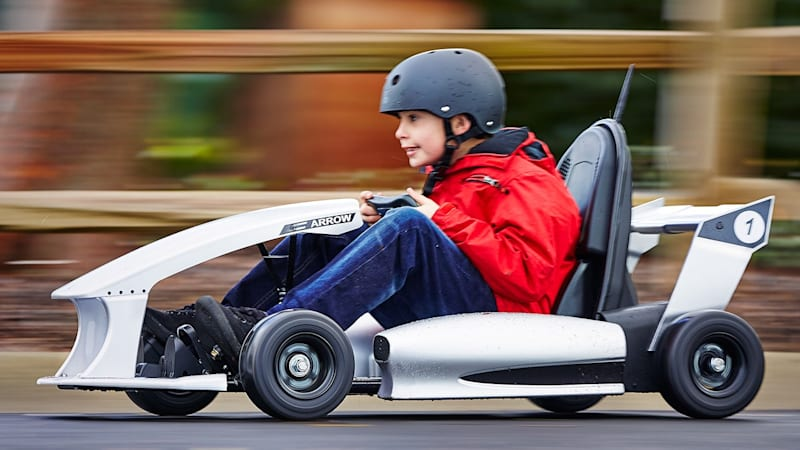 Actev Arrow Smart-Kart could be a perfect EV for kids
