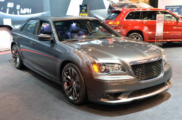 2014 Chrysler 300 SRT