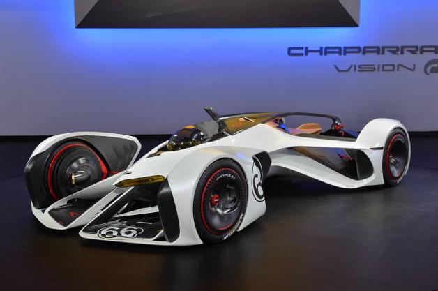 Chevy Chaparral Gran Turismo Concept