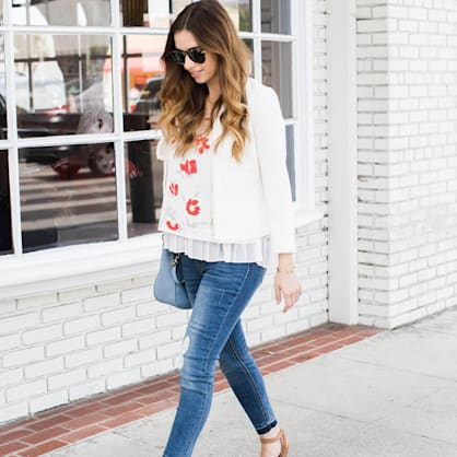 Street style tip of the day: Defining California style