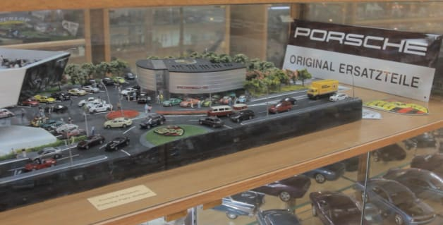World's largest collection of toy cars