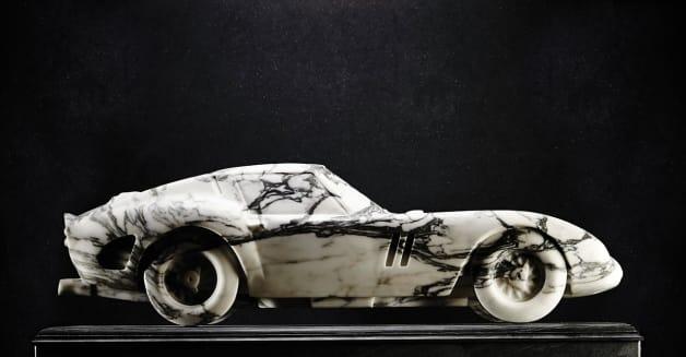 Lapicida Marble Ferrari GTO