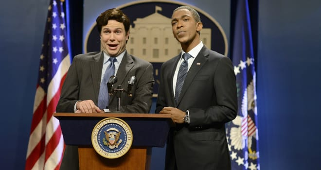 Jay Pharoah, Taran Killam exiting 'Saturday Night Live'