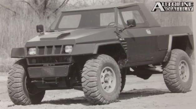 Chrysler Humvee Proposal