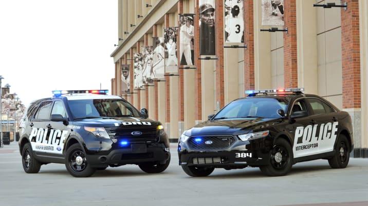 Ford Police Interceptor Utility and Sedan