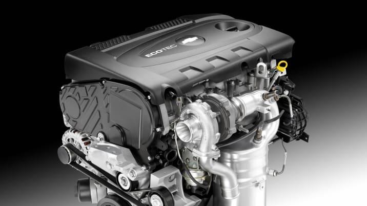 chevy cruze diesel engine