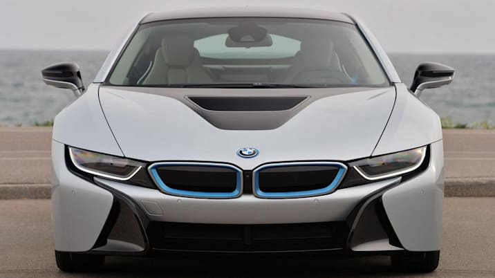 BMW i8: Jaw-dropping style and green performance, but why? - Autoblog