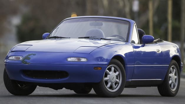 Road & Track Million-Mile Miata