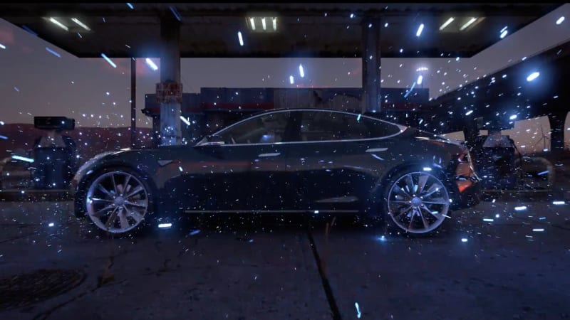 Tesla fans are obsessive, this commercial is Exhibit A
