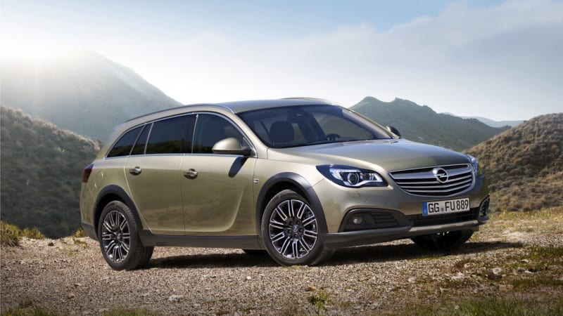 We hear Buick is testing a Regal wagon with focus groups