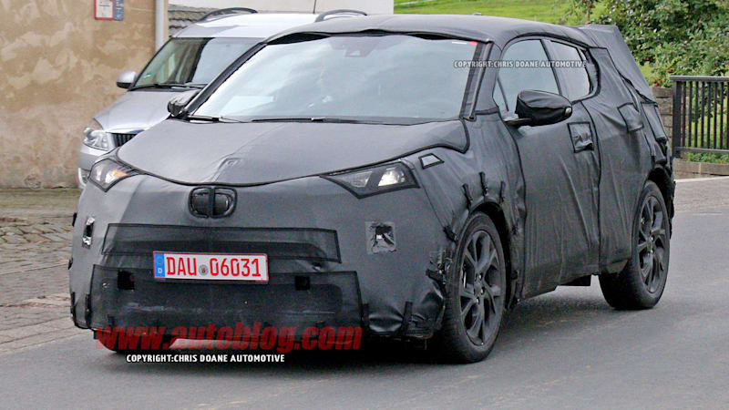 Scion's would-be savior C-HR spied before its Toyota rebadging