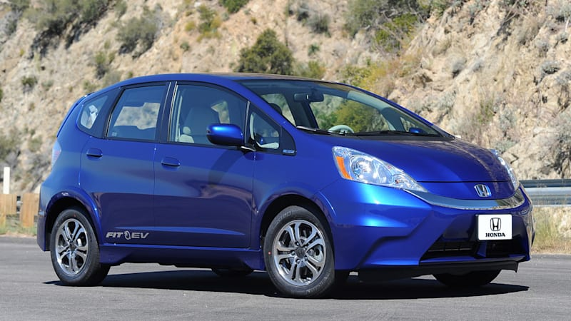 Honda fit ev lease drops to 199 a month but there 39 s a catch autoblog for Honda fit lease price