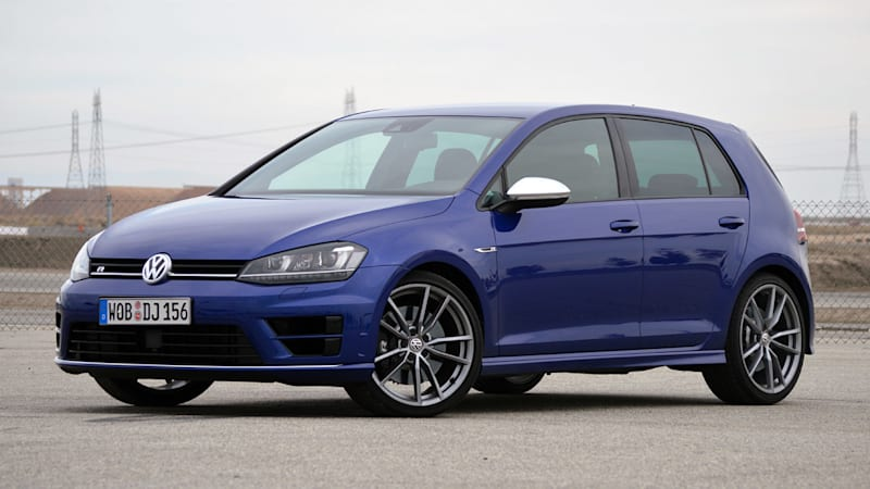 Vw Golf R Pre Order Sells Out In Less Than 11 Hours Autoblog
