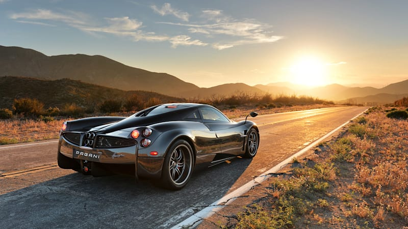 If You Have Been Saving To Buy A New Huayra, Weu0027ve Got Bad News For You:  Pagani Has Sold Them All. But The Exotic Automaker Might Still Have Some  Things In ...