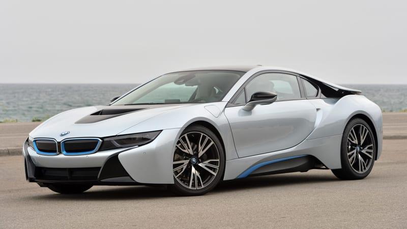BMW recalls i8 for stability control problem
