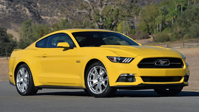 Ford leads top searched-for car brands on Google in 2014