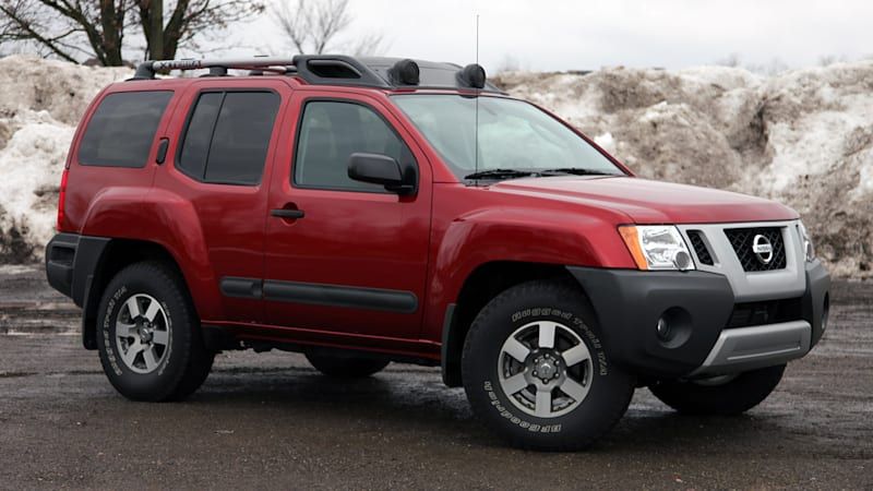Nissan Xterra exits stage left [UPDATE]