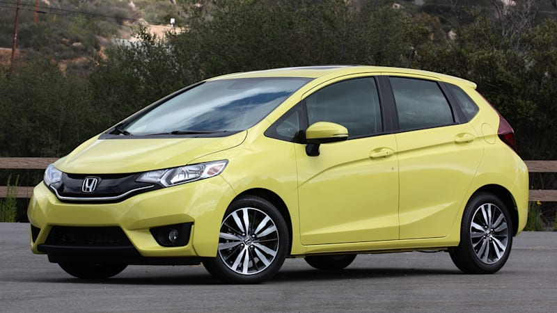 2015 Honda Fit recalled over ignition coils