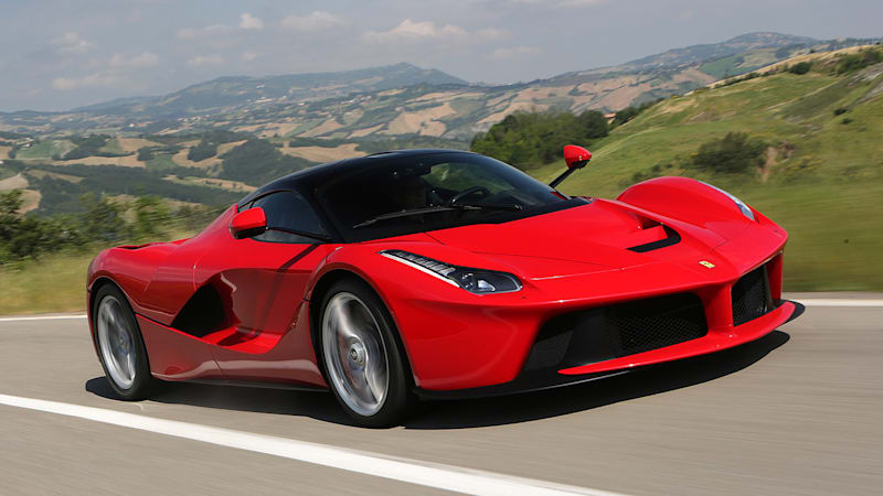 One more LaFerrari will be built to benefit Italian earthquake victims