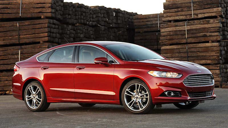 Ford recalls over 680,000 Ford Fusions, Mondeos, and Lincoln MKZs for seat belt pretensioners