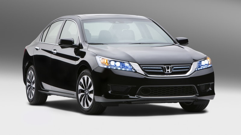 Honda recalls 6,800 Accord hybrids for switching to fail-safe mode