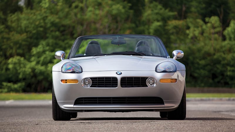 BMW Z8, Lambo LM002 sell for $192,500 apiece in Detroit w/poll