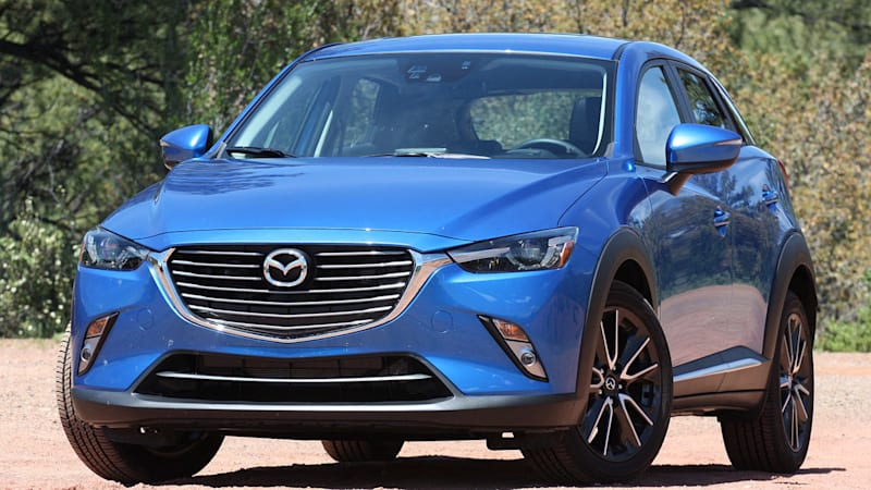 mazda prices 2016 cx 3 from 20 840. Black Bedroom Furniture Sets. Home Design Ideas