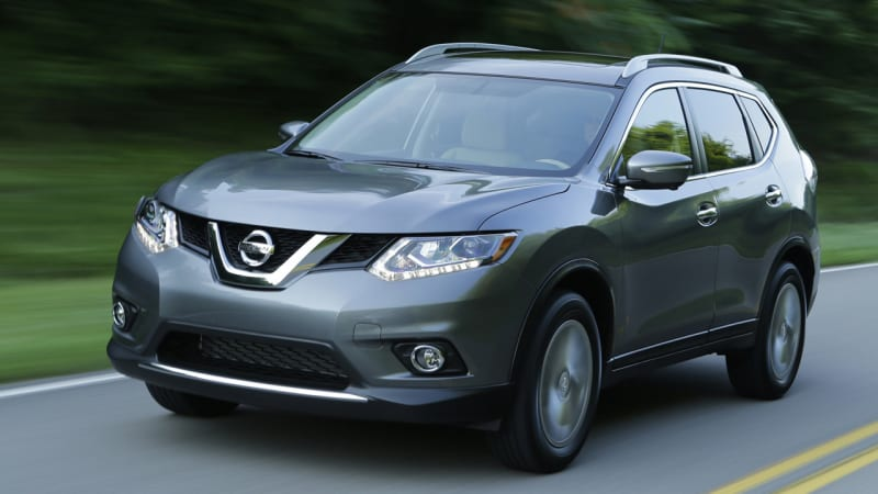 Nissan recalls 2014 Rogue again for fuel pump failure