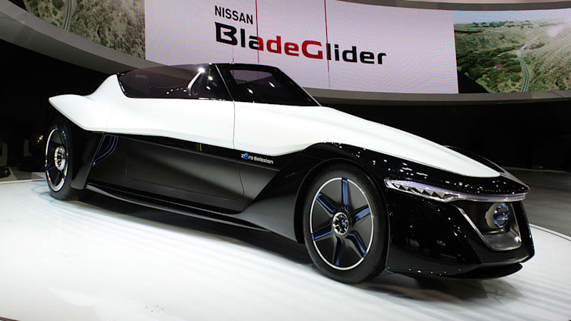 Nissan Bladeglider now on the backburner