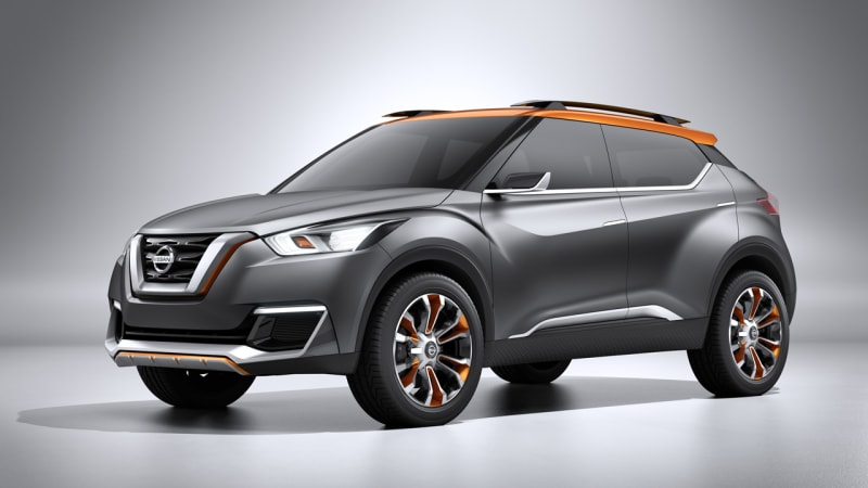 Nissan Kicks brings new crossover style to Brazil